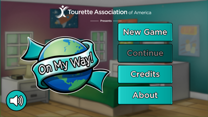 On My Way! for Tourette screenshot one