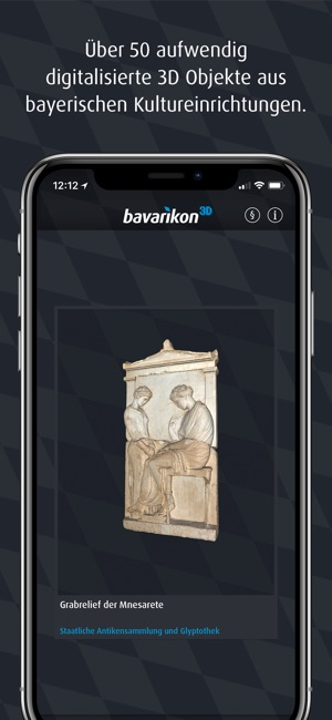 bavarikon 3D Screenshot