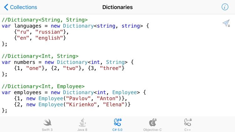 Code Recipes screenshot-8