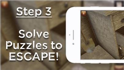 ARia's Legacy - AR Escape Room Screenshots