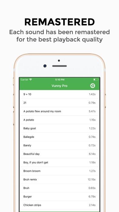 Screenshot for Vunny Pro - The Best of Vine in Belgium App Store