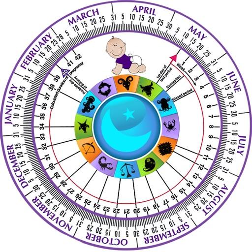 pregnancy wheel
