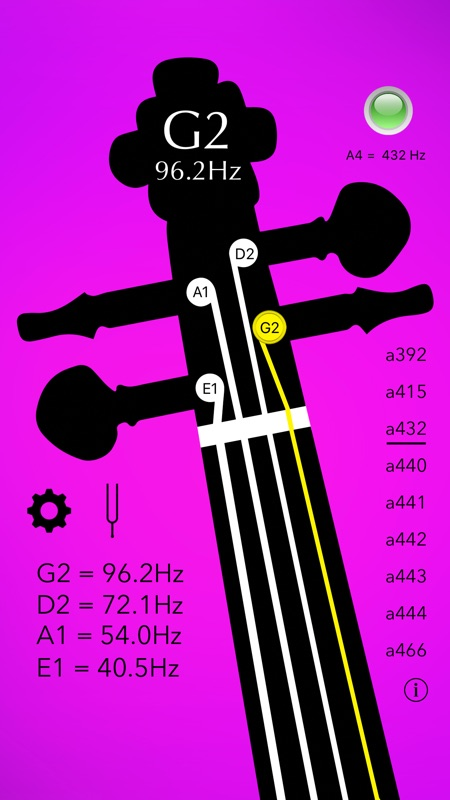 Double Bass Tuner Basic - Online Game Hack and Cheat