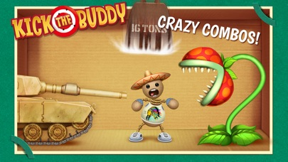 Kick the Buddy screenshot 5