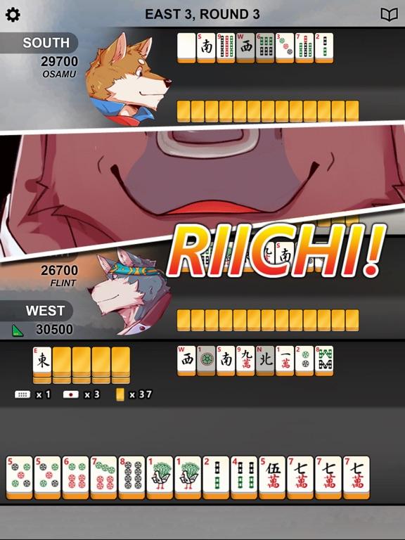 Скачать игру Kemono Mahjong