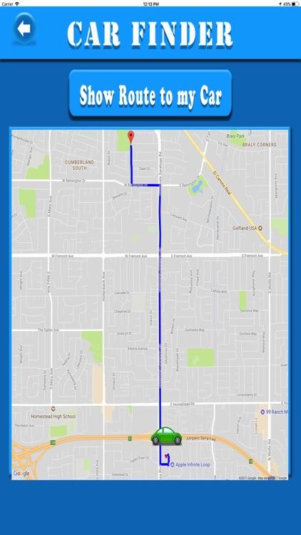 Find vehicle Location MGR screenshot-3