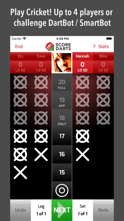 Score Darts Scorer Lite screenshot-5