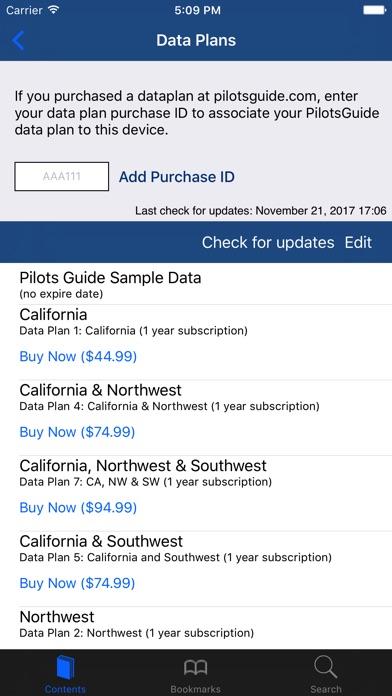 Pilotsguide review screenshots