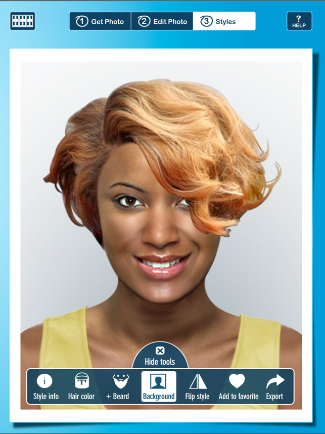 Brilliant Hairstyle Pro Try On On The App Store Schematic Wiring Diagrams Phreekkolirunnerswayorg