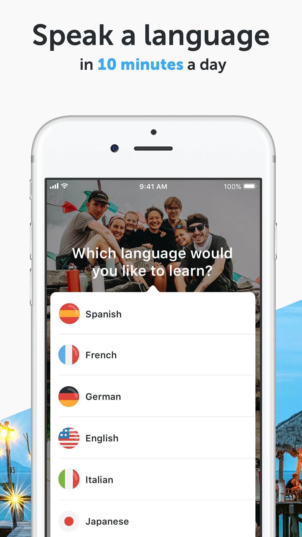 busuu - Language Learning Screenshot