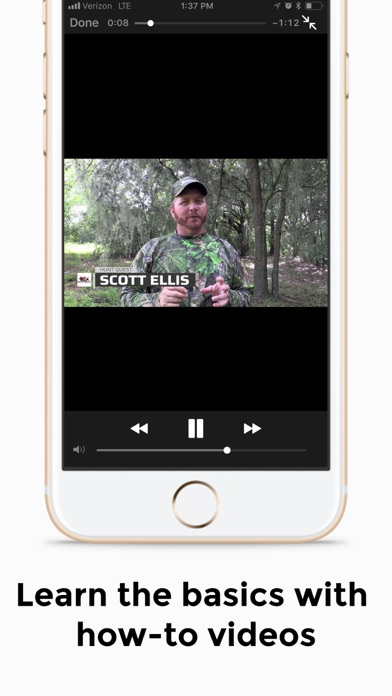 Screenshot for Turkey Tech with Scott Ellis in United States App Store