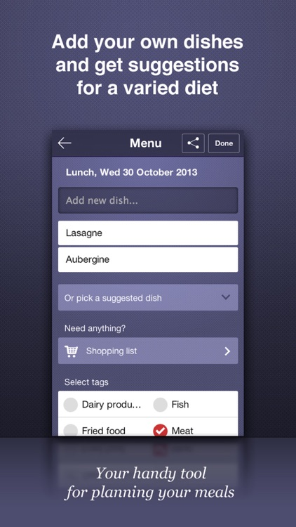 Chef Plan screenshot-1