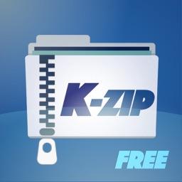 K-Zip Lite - Zip/Unzip tool