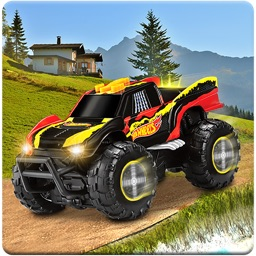 OffRoad Monster Truck Game 3D