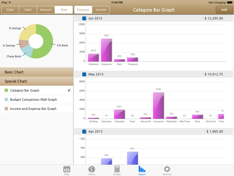 Gold Money 2 for iPad Lite