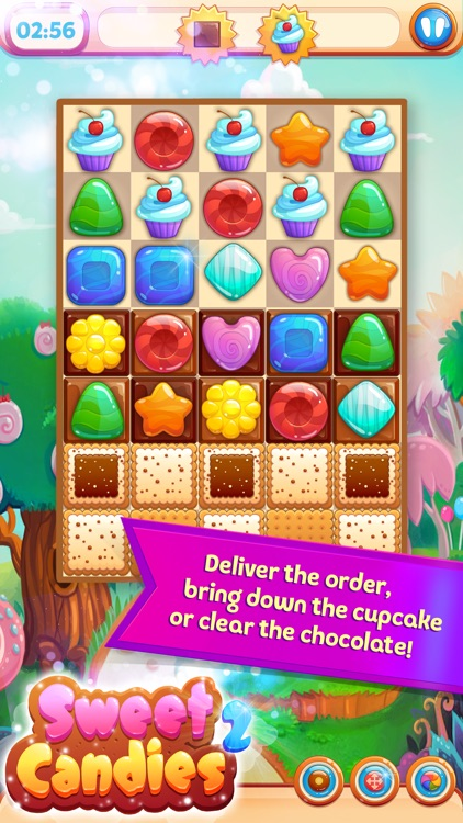 Sweet Candies 2 - Huge Match 3
