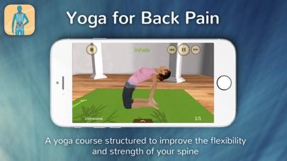 Yoga for Back Pain Reliefのおすすめ画像1