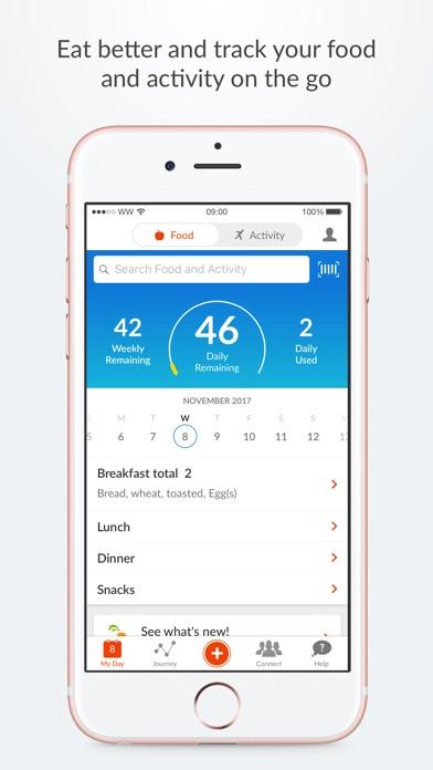 Weight Watchers App Reviews User Reviews Of Weight Watchers