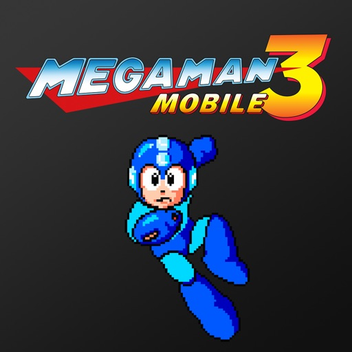 MEGA MAN 3 MOBILE icon