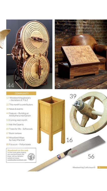 Woodworking Crafts Magazine By Magazinecloner Com Limited