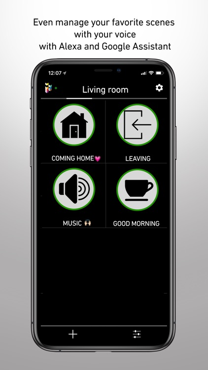 iHaus Smart Home screenshot-7