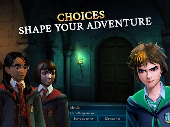 Harry Potter: Hogwarts Mystery screenshot 15