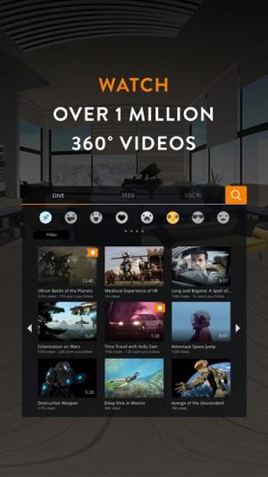2ed77b1170e Fulldive VR - Virtual Reality on the App Store