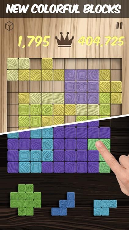Woodblox - Wood Block Puzzle