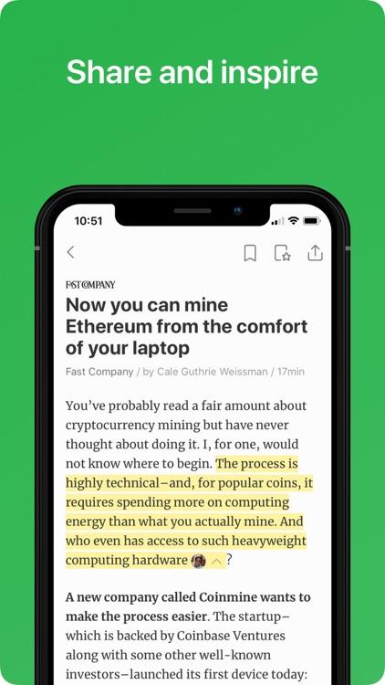 Feedly - Smart News Reader screenshot-4