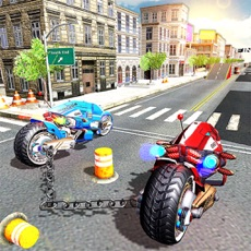 Activities of Chained Bikes 3D: Tron Rider