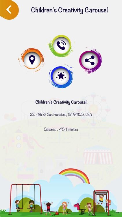 Best app to DelGrosso's Park screenshot-4