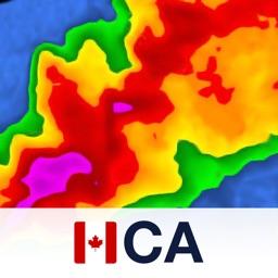 Weather Radar Canada - Rain