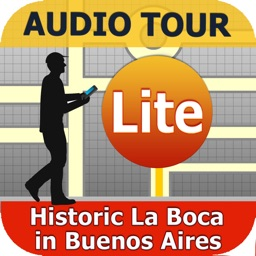 La Boca in Buenos Aires (L)