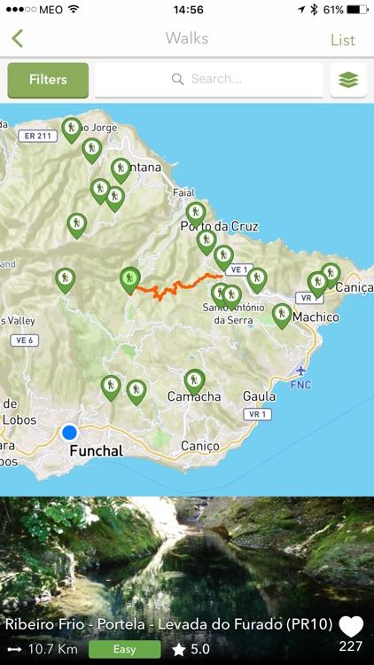 WalkMe   Walking in Madeira screenshot-4