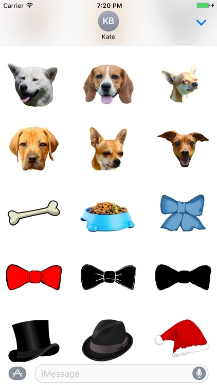 Dog Stickers (for iMessage) screenshot-3