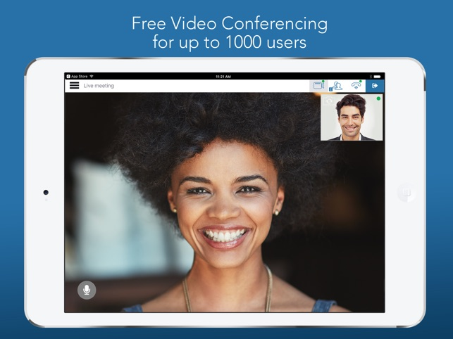 Free Conference Call on the App Store