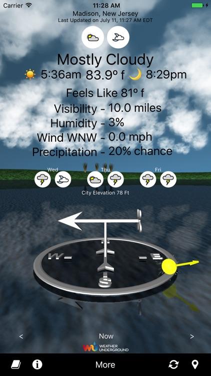 Weather VR screenshot-0