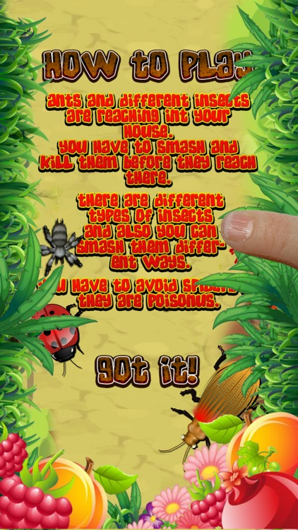 Insect Smasher for Kids screenshot-4