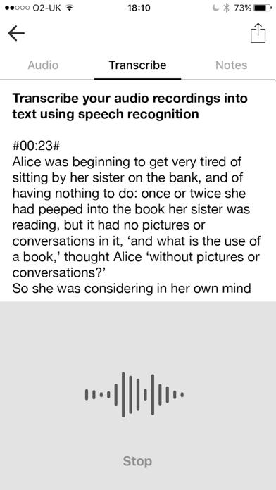 Voice Recorder (Premium) Screenshot