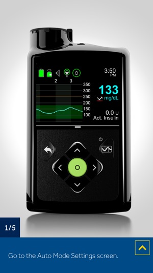 MiniMed™ 670G System Simulator on the App Store
