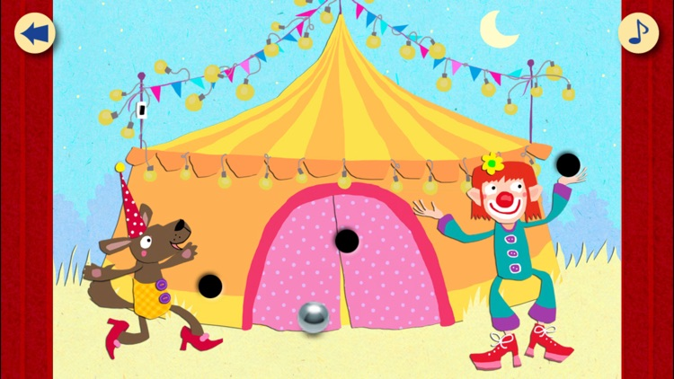 My First App - Circus