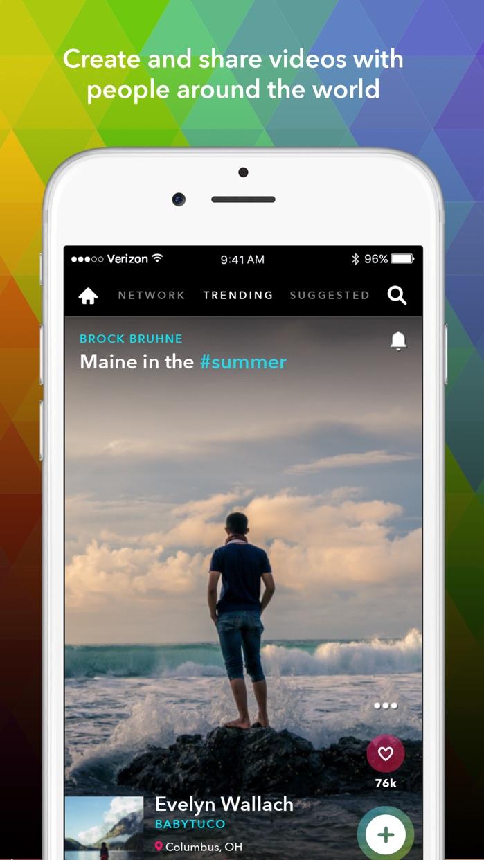 ooVoo – Video Calls, Messaging & Stories Screenshot