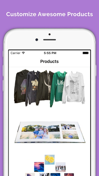 PhotoGet - Print Photos App