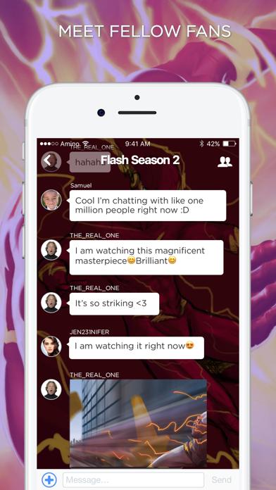 Amino for The Flash | App Price Drops