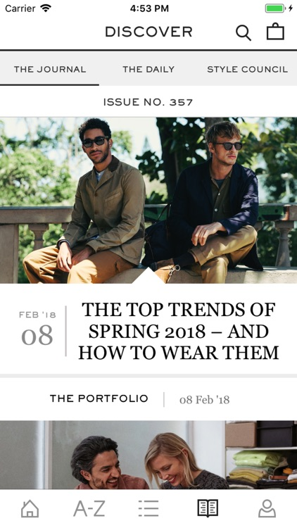 MR PORTER | Luxury Fashion screenshot-3