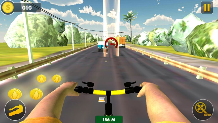 Real Speed Bicycle racing game screenshot-3