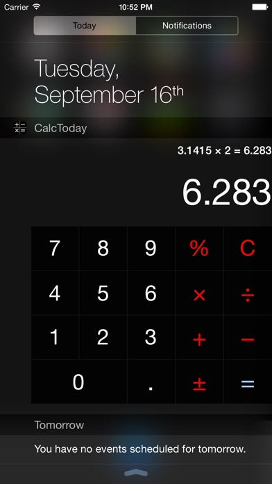 CalculateRetro Screenshots