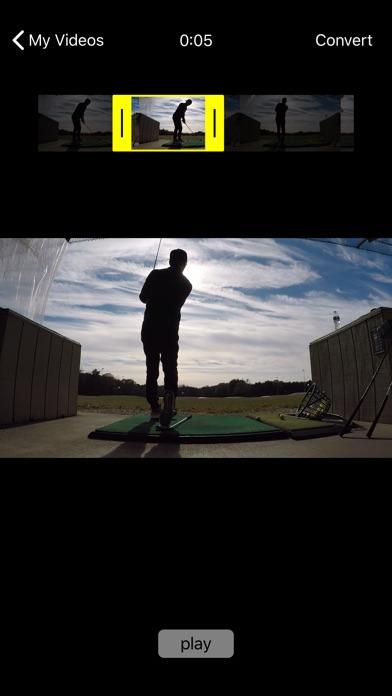 VideoToLive screenshot 2