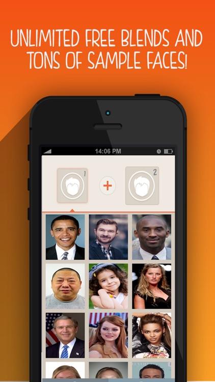 FaceBlend: Combine Face Photos screenshot-3