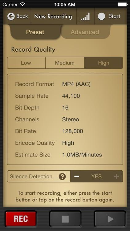 Voice Record Pro screenshot-4